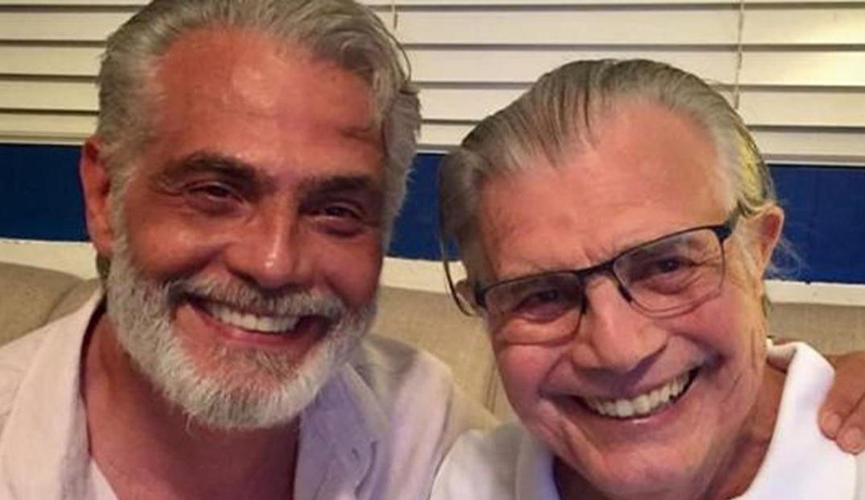 Tarcísio Filho fala sobre a morte de seu pai, o ator Tarcísio Meira