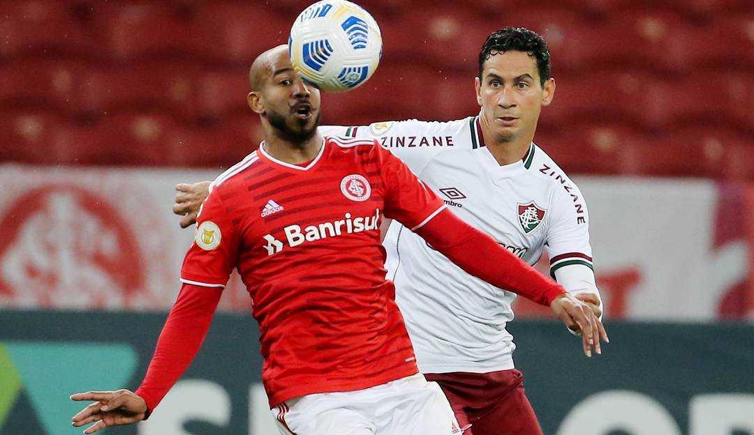 Técnico do Fluminense não vê time mal na derrota para o Inter