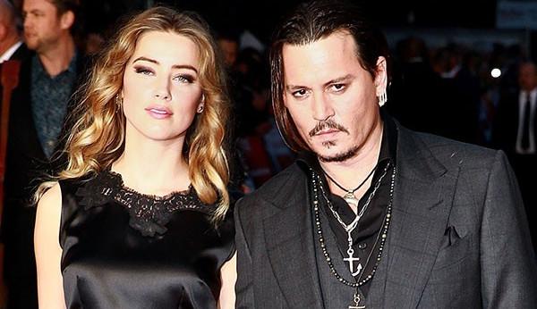 Johnny Depp tem autorização da justiça para processar a ex-esposa por difamação