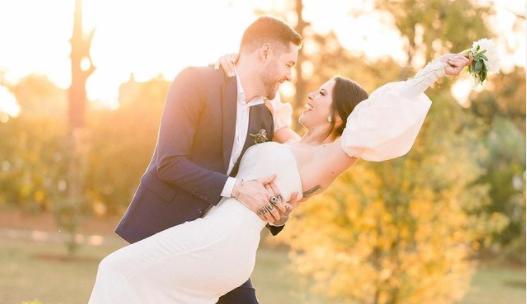 Andressa e Nasser do BBB 13 se casam