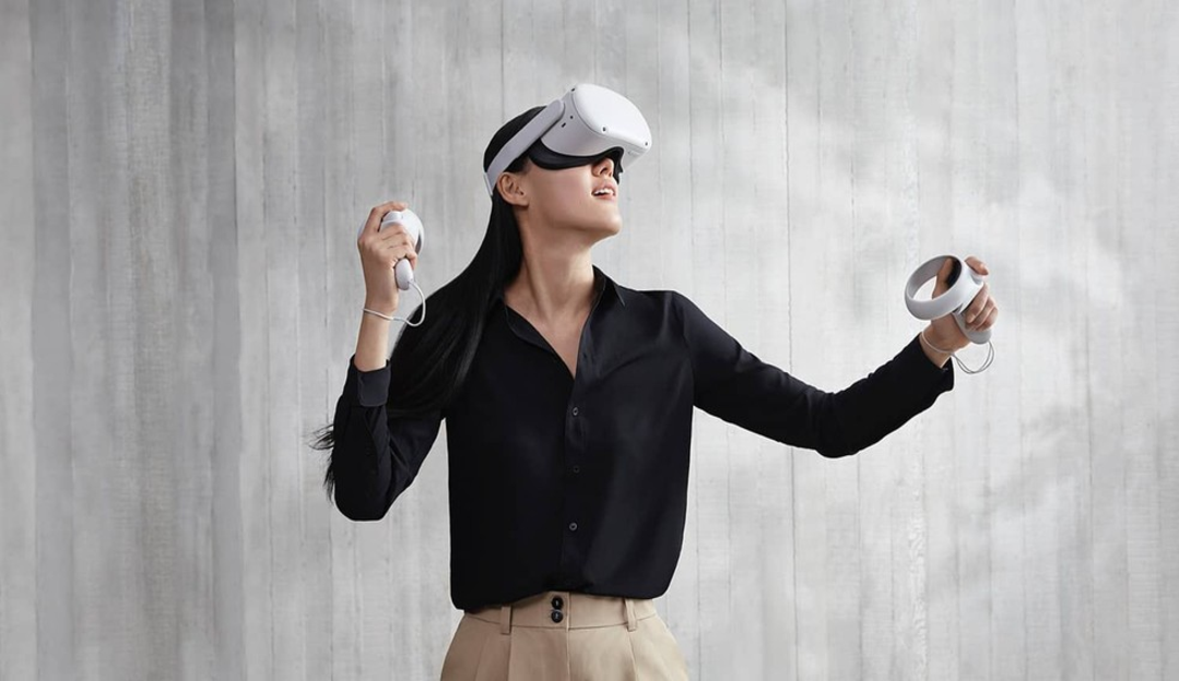 Facebook aposta em aplicativo de realidade virtual para trabalho remoto