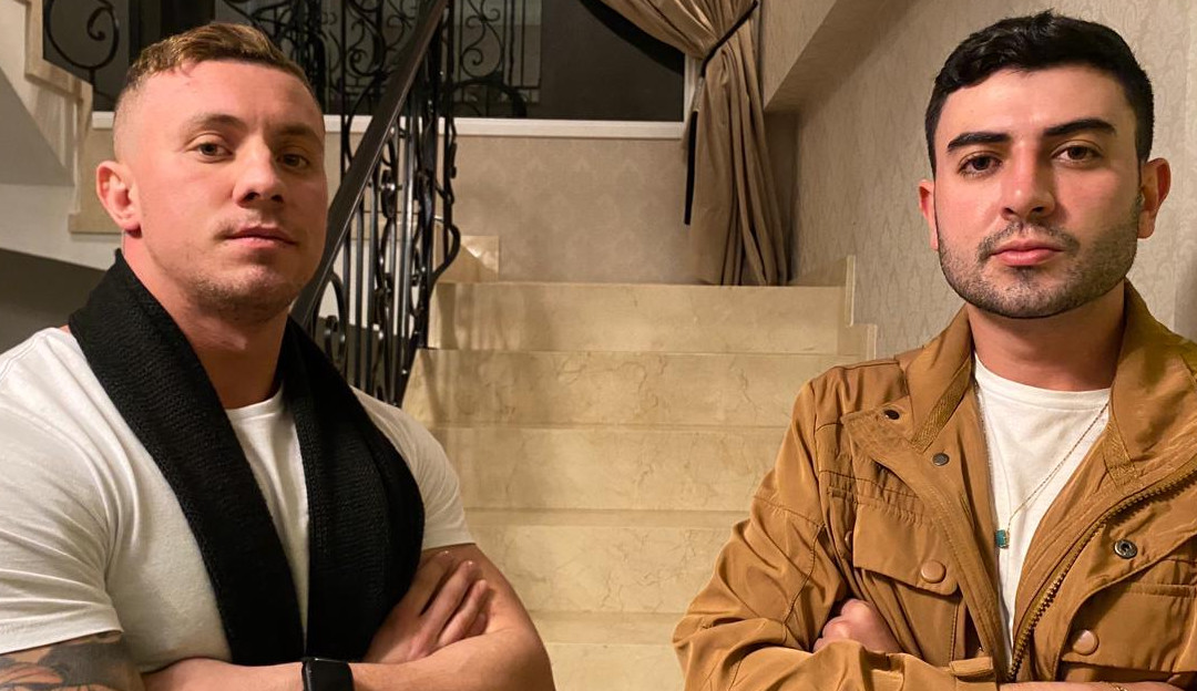 Militares Raphael Carpejane e Luiz Raffin fazem sucesso em reality show