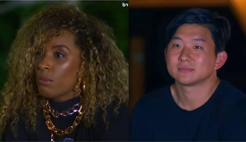 Nanah critica aproximação entre Pyong Lee e Antonela no Ilha Record e prevê o fim do casamento do hipnólogo