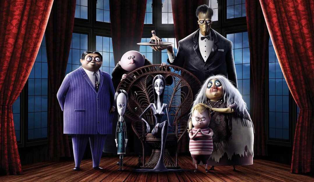 'A Família Addams 2' terá lançamento simultâneo nos cinemas e streaming