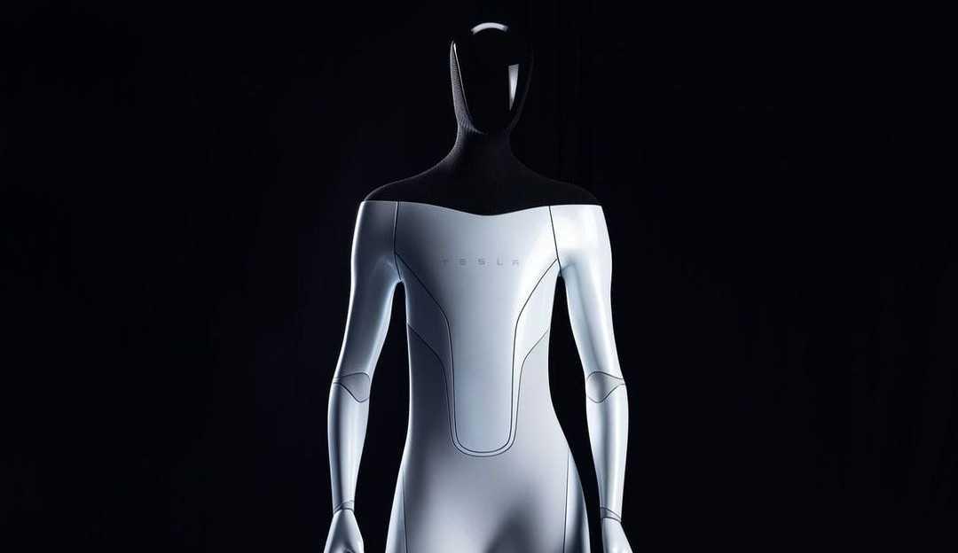 Tesla anuncia o desenvolvimento do robô humanoide