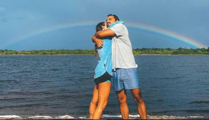 Gabriela Pugliesi conta que achava improvável que encontraria um novo amor.