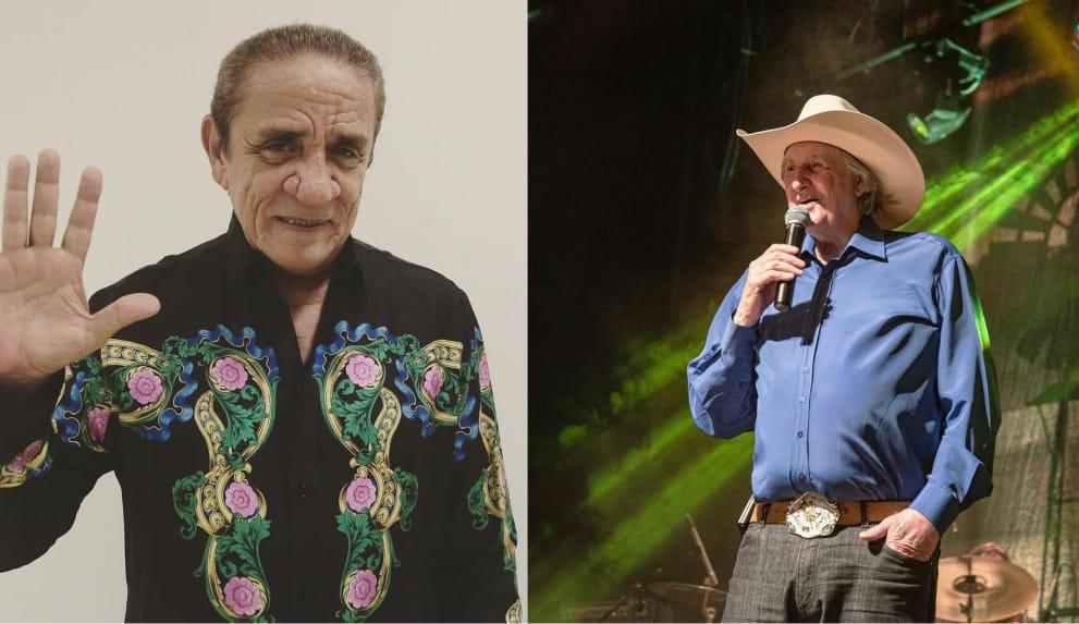 Zé Ramalho desiste de participar do disco de Sérgio Reis
