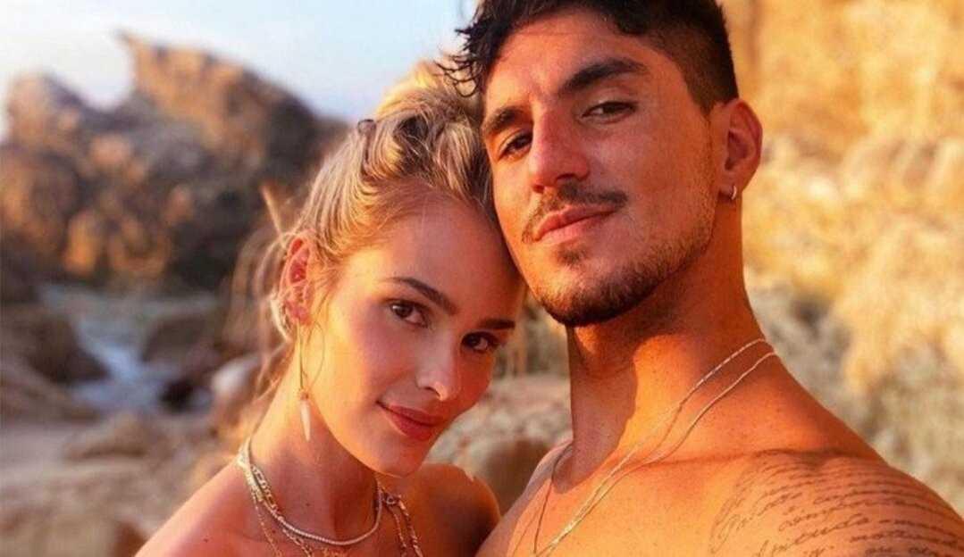 Yasmin Brunet revela desejo de fazer uma cerimônia de casamento no Brasil