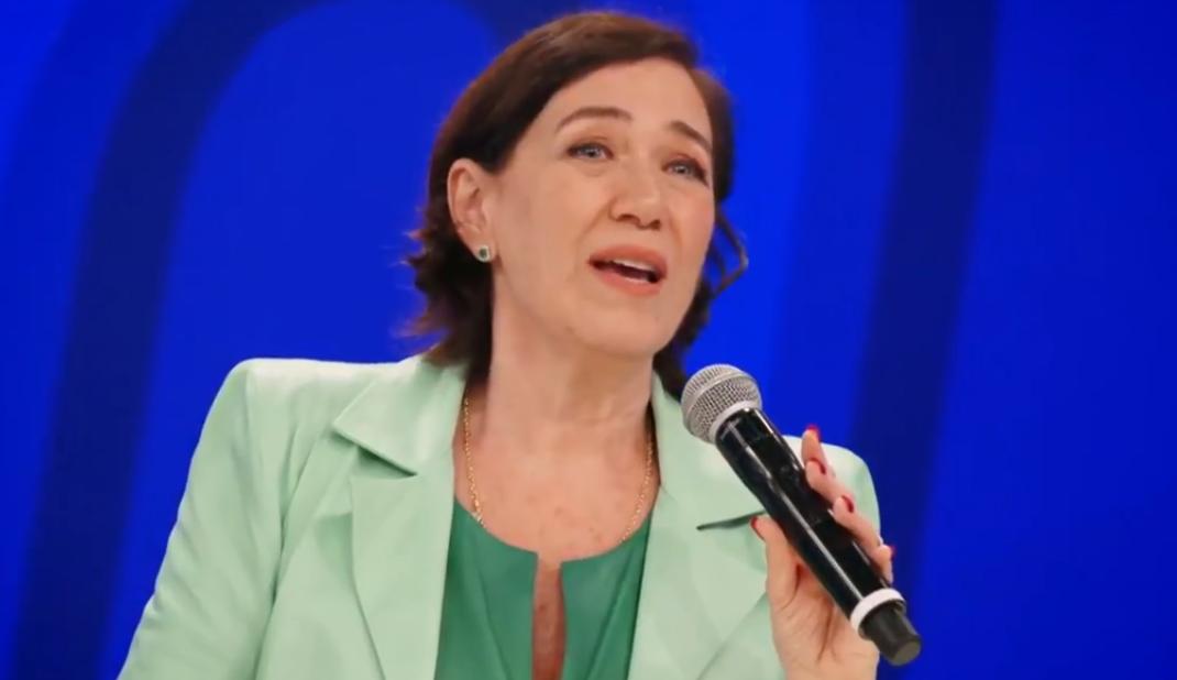 Lilia Cabral emociona Viviane Araújo na Super Dança dos Famosos: 'Sua grandeza é espetacular'