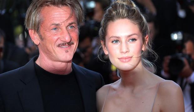Dylan Penn revela briga com pai Sean Penn no set de 'Flag Day'