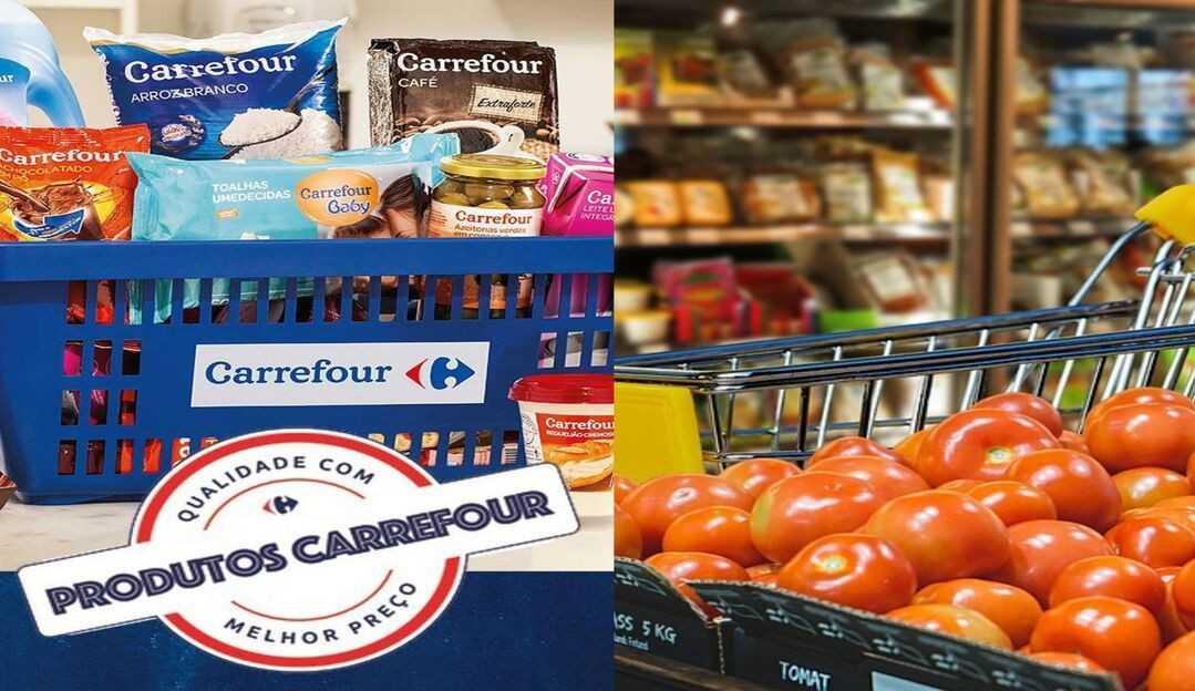 Com um crescimento considerável durante a pandemia, produtos da marca própria Carrefour se destacam em vendas