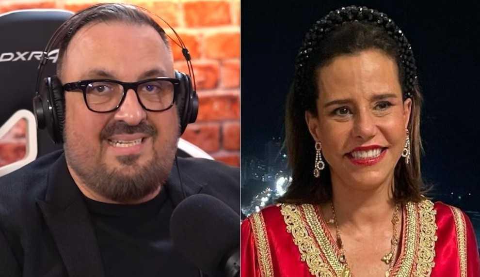 Rodrigo Carelli revela que Narcisa Tamborindeguy exigiu cabeleireiro para entrar em A Fazenda