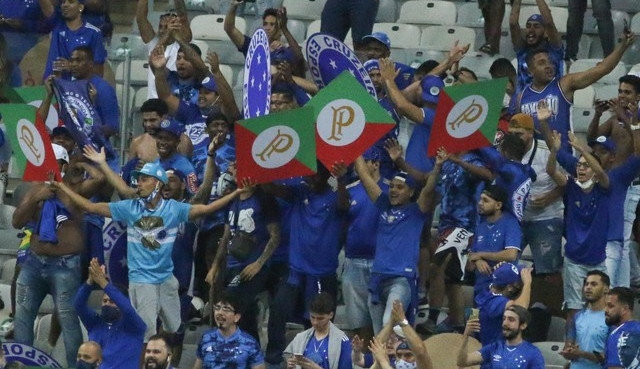 STJD recusa pedido da CBF, e Cruzeiro continua liberado para ter público nos jogos da Série B