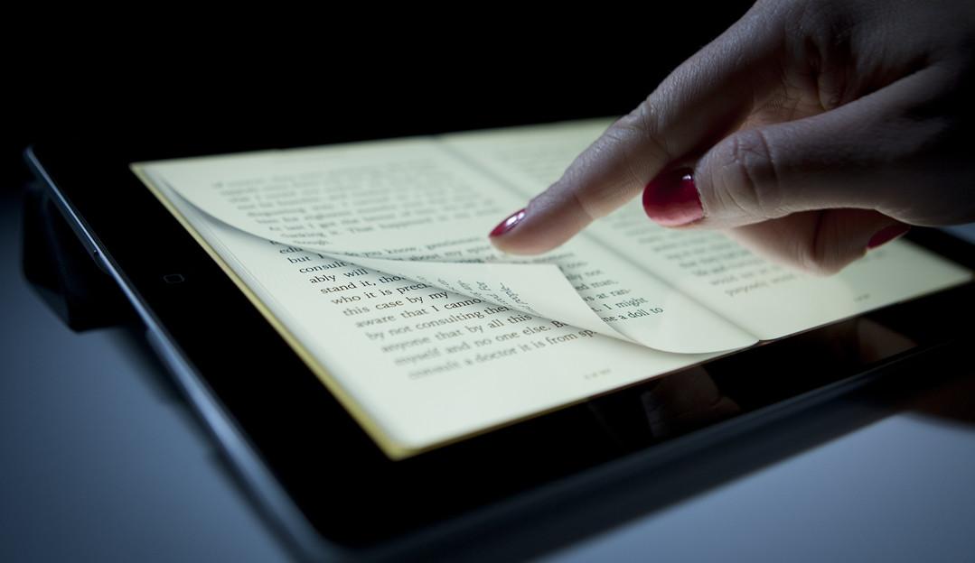 Comércio de livros digitais cresce durante a pandemia