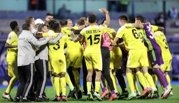 """Sheriff, time estreando na fase de grupo da Champions, """"custa menos"""" que seis jogadores da Série A do brasileirão"""