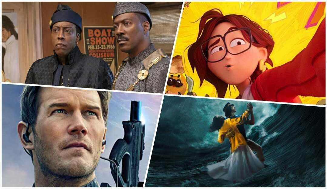Filmes da Netflix e Amazon são os primeiros na lista de exibição para o júri do Oscar 2022