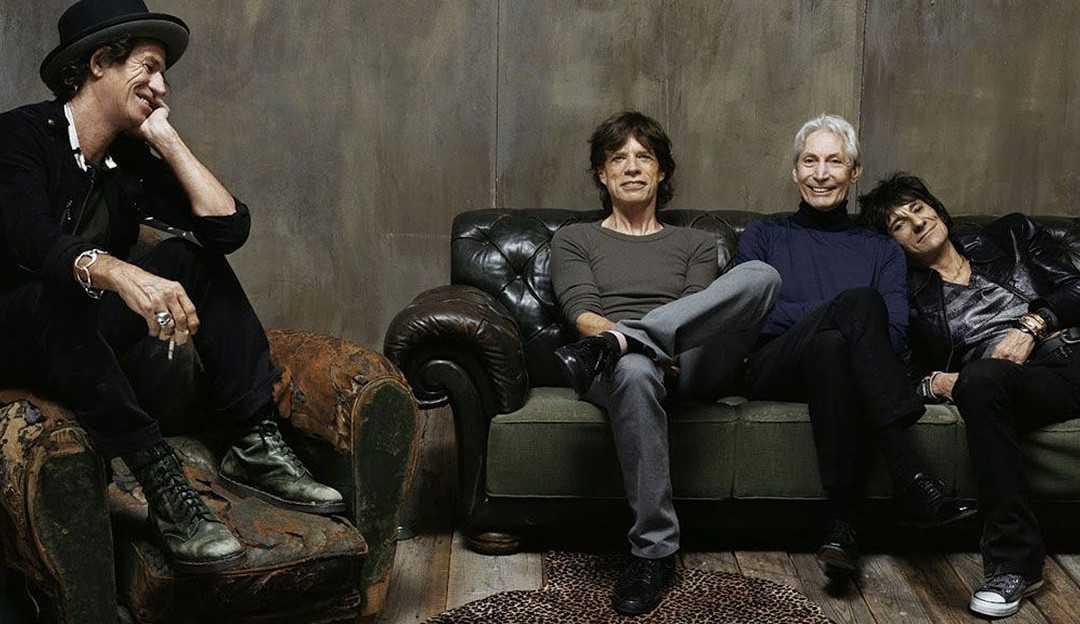 Remanescentes dos Rolling Stones homenageiam Charlie Watts