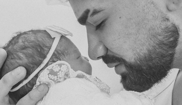 Dilsinho fala sobre a paternidade: 'Cada dia é uma surpresa'
