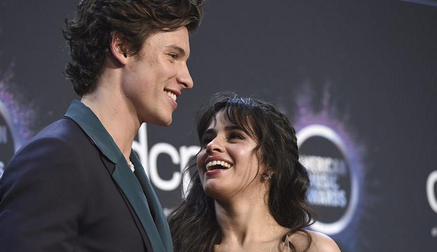 Camila Cabello desmente noivado com Shawn Mendes