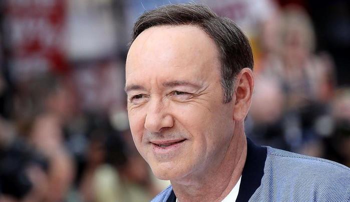 Kevin Spacey volta a trabalhar em filme após acusações de crimes sexuais