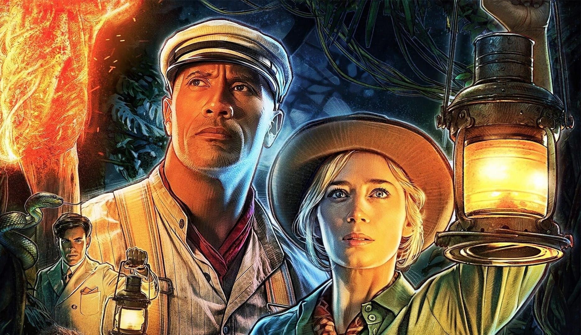 Disney confirma que já está trabalhando na sequência de 'Jungle Cruise'