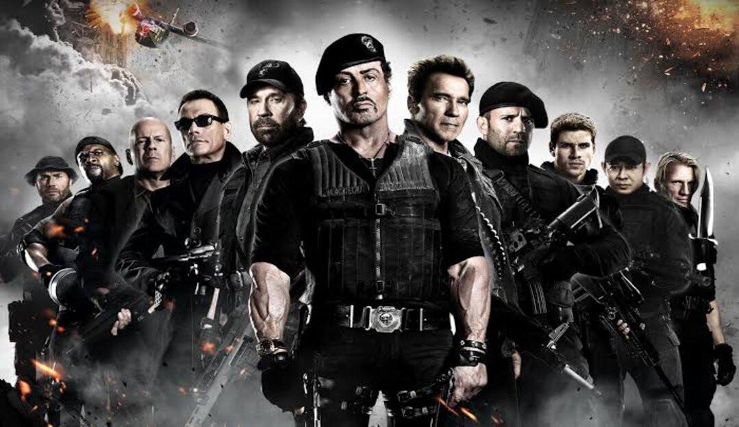 'Os Mercenários 4': Megan Fox e 50 Cent entram para o elenco do filme, Sylvester Stallone retorna
