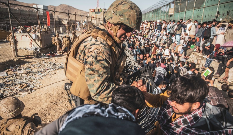 Foguetes lançados em Cabul no penúltimo dia dos EUA no Afeganistão