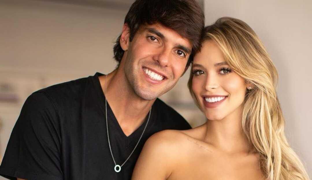Kaká e Carol Dias anunciam nascimento da primeira filha, Esther