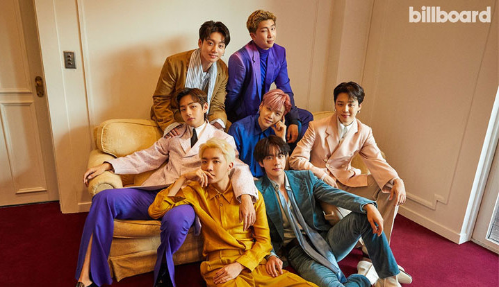 BTS fatura mais de 16 milhões de dólares apenas com canal do Youtube