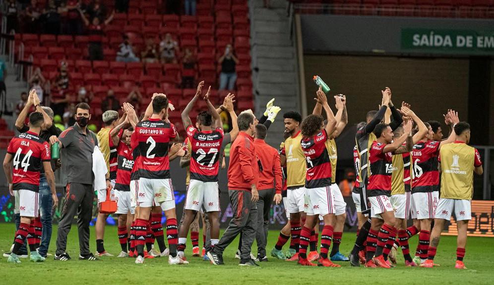 Flamengo decide jogar em Brasília contra o Grêmio pela Copa do Brasil