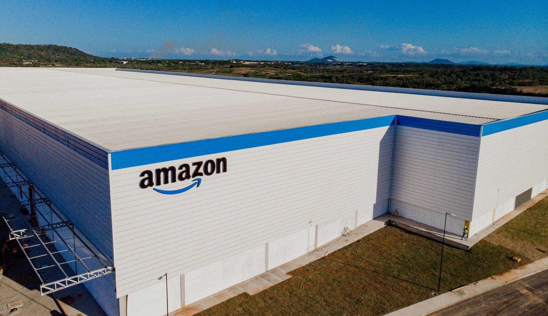Amazon apoia a contratação de entregadores que usam maconha
