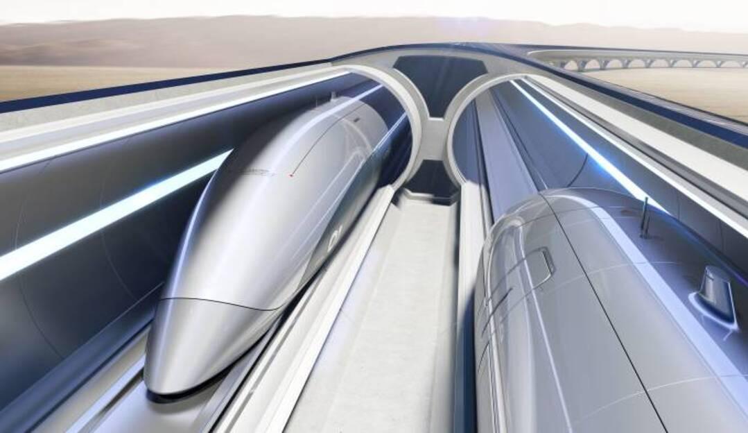 Hyperloop promete chegada de 'trem-bala' ao Brasil