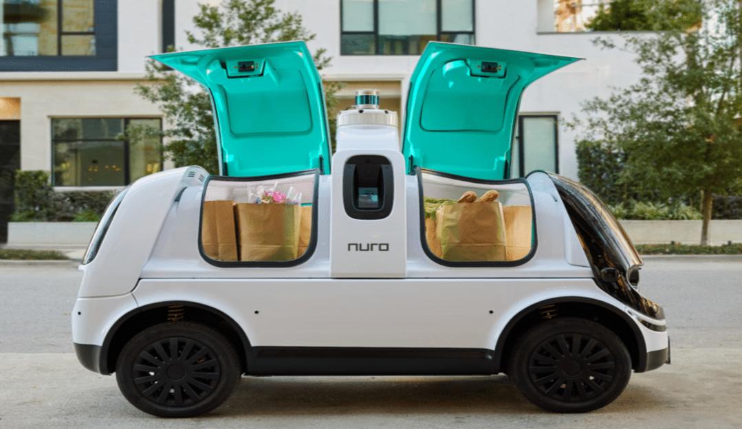 Nuro, empresa norte-americana de carros autônomos, construirá pista de testes