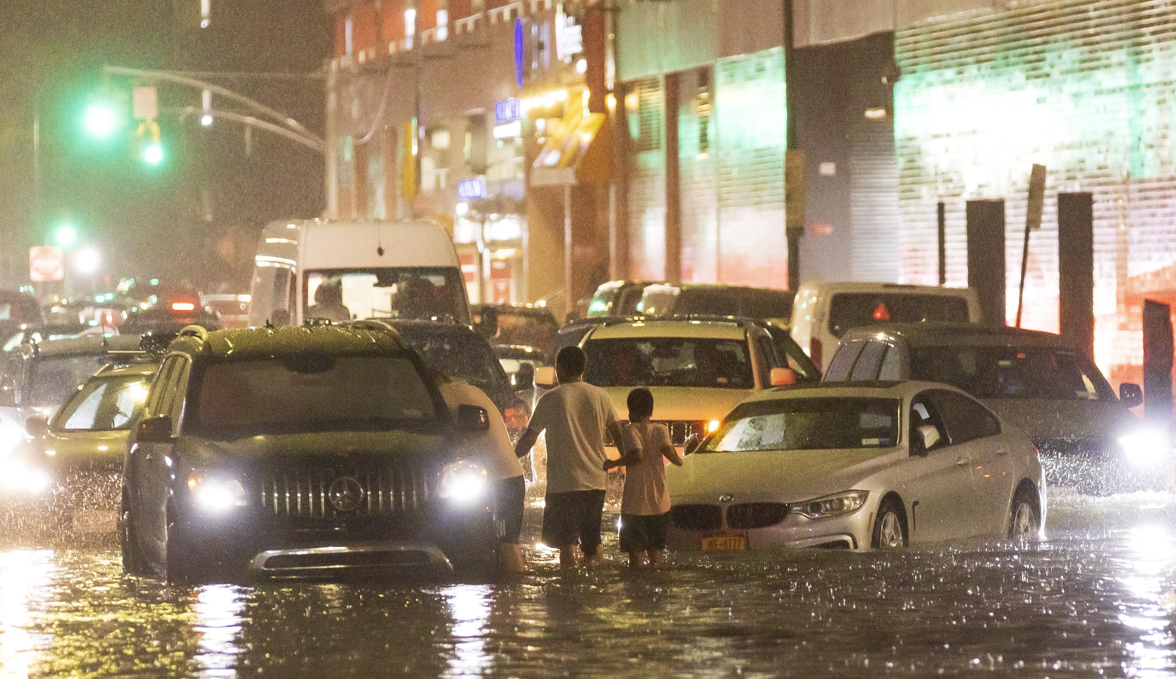 Tempestade Ida deixa ao menos 60 mortos no nordeste dos EUA