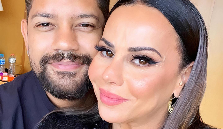Viviane Araújo desmentiu casório de R$ 500 mil, assessoria também confirmou planos da noiva de engravidar