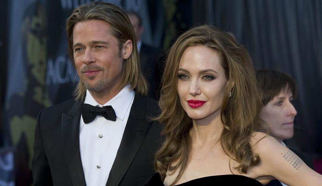 Angelina Jolie relembra discussão traumática que teve com Brad Pitt por causa de Harvey Weinstein