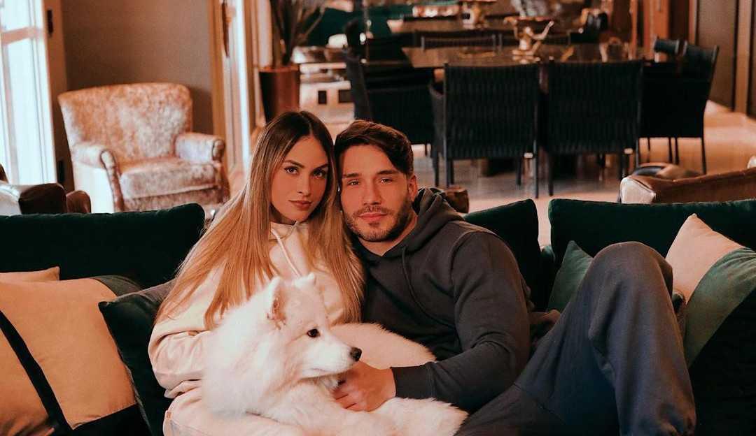 Sarah Andrade e Lucas Viana terminam o namoro após dois meses