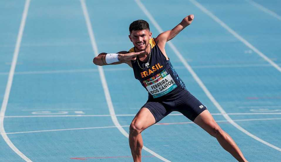 Petrúcio Ferreira é o novo nome do esporte paralímpico