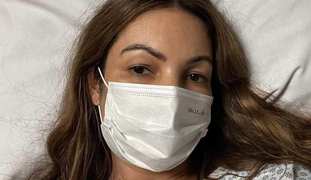 Patrícia Poeta revela que passou por cirurgia de emergência e segue em recuperação