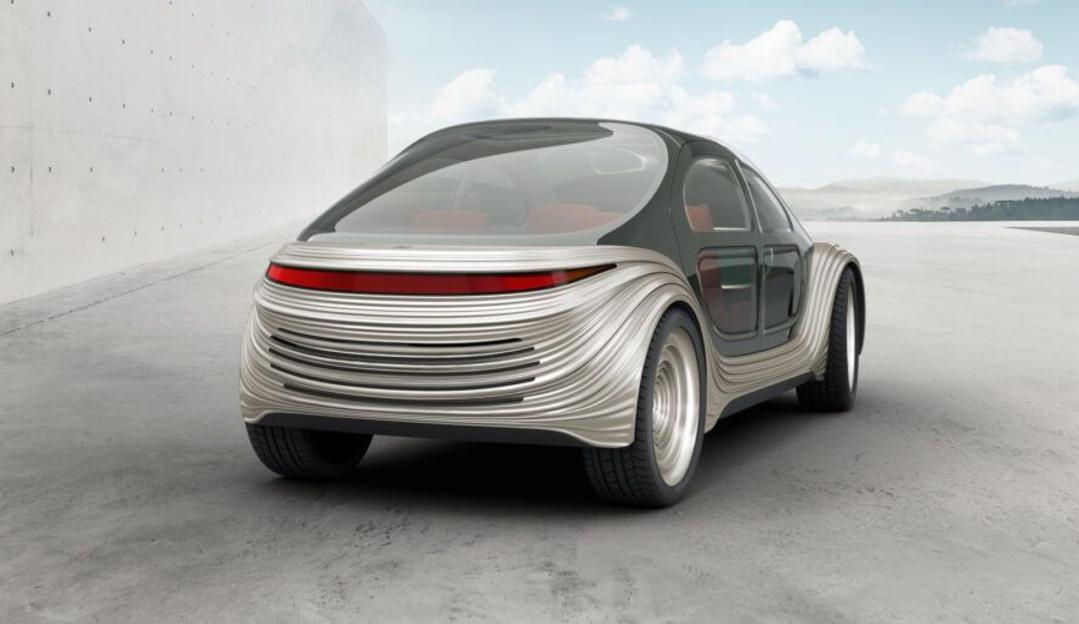 Conheça Airo, o carro capaz de filtrar a poluição