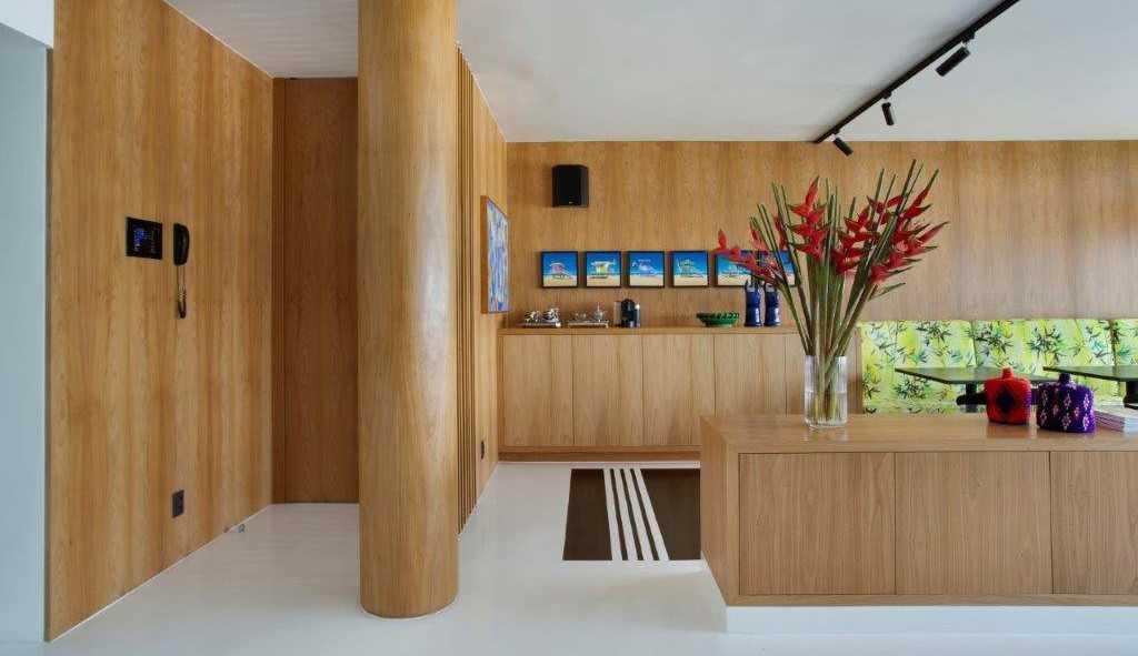 Projeto da InTown Arquitetura apresenta ideia de imóvel de fácil mobilidade e boa iluminação
