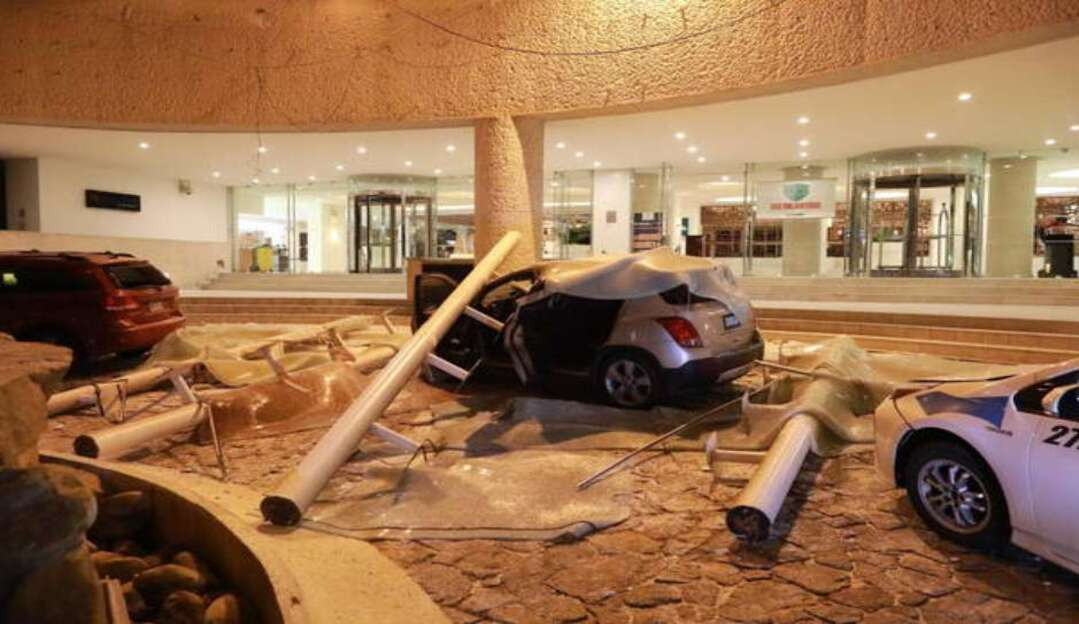 Terremoto de magnitude 7,1 atinge o México