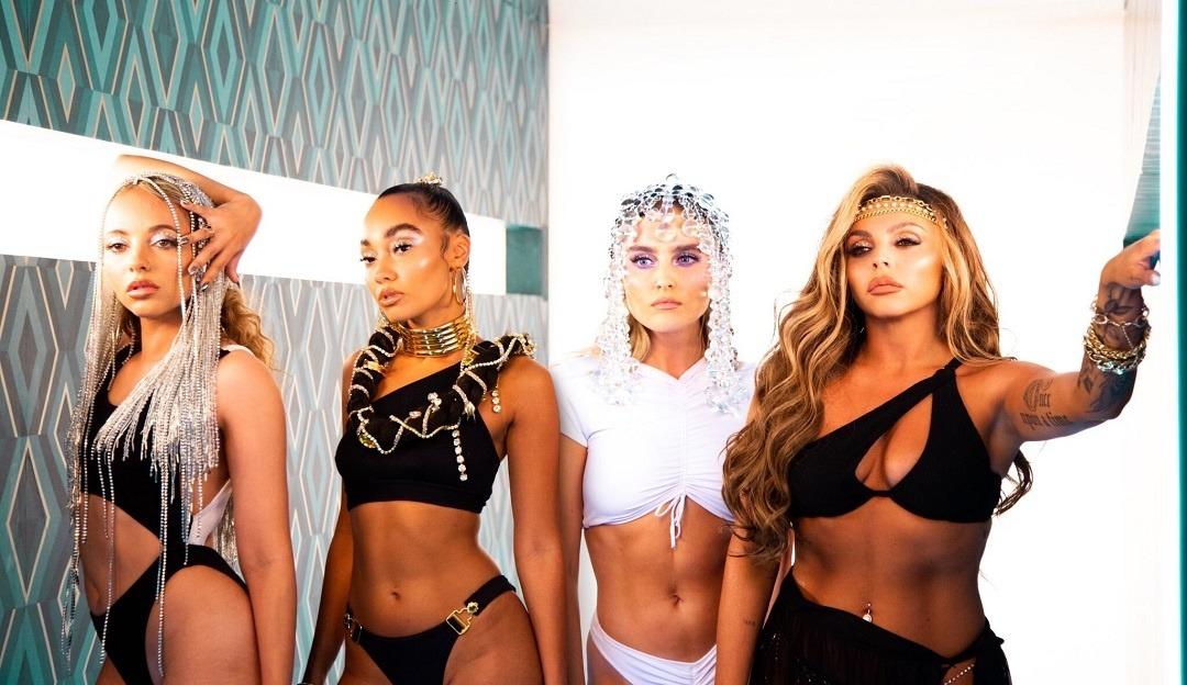 Little Mix lança clipe de novo single, Holiday