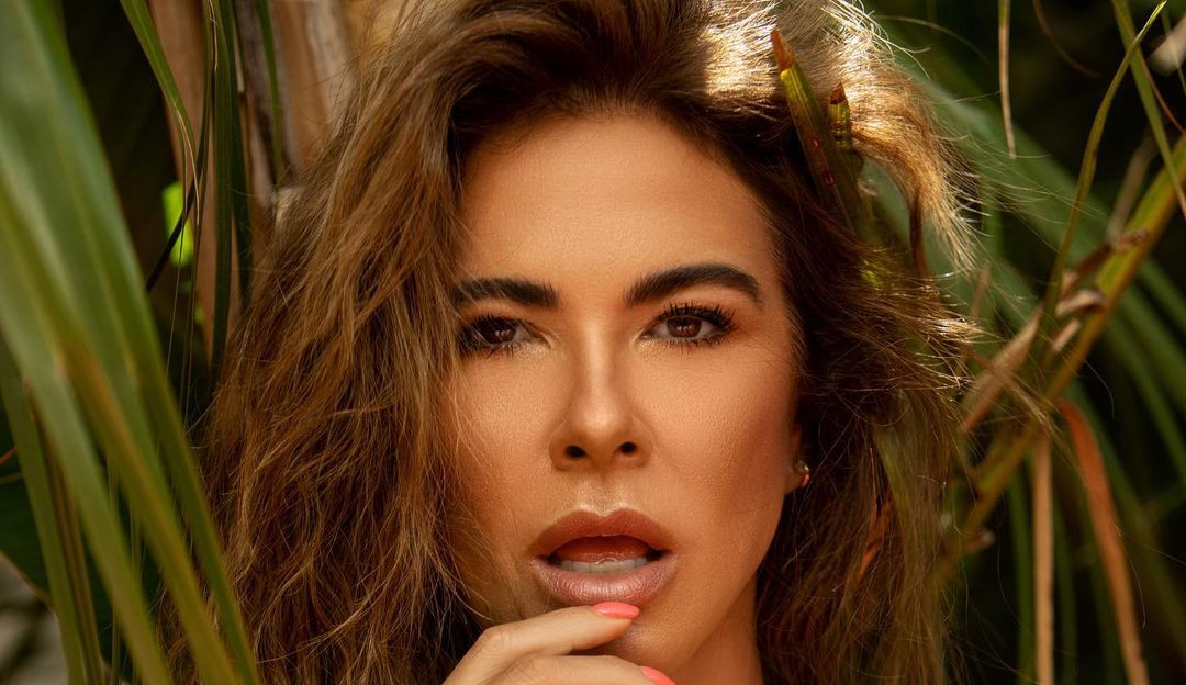 Luciana Gimenez revela 'Eu tenho um crush'