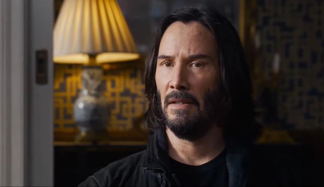 'Matrix 4' tem trailer liberado