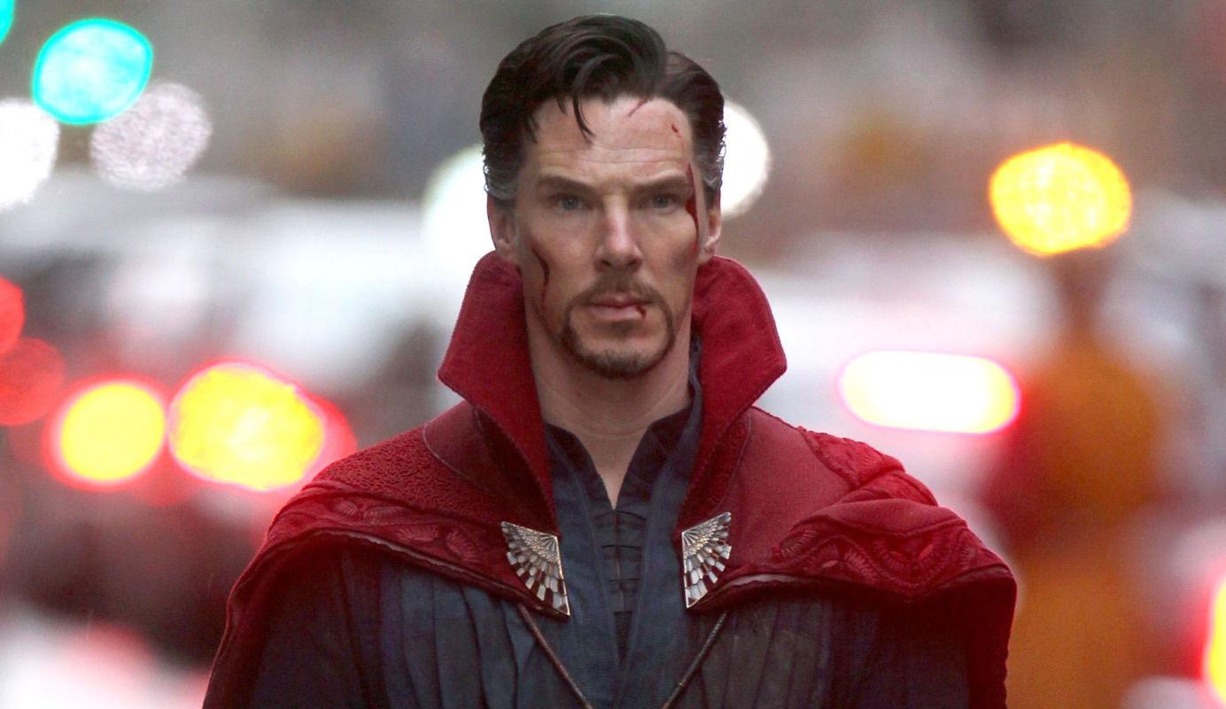 Benedict Cumberbatch comenta sobre mudança de diretor em 'Doutor Estranho 2'