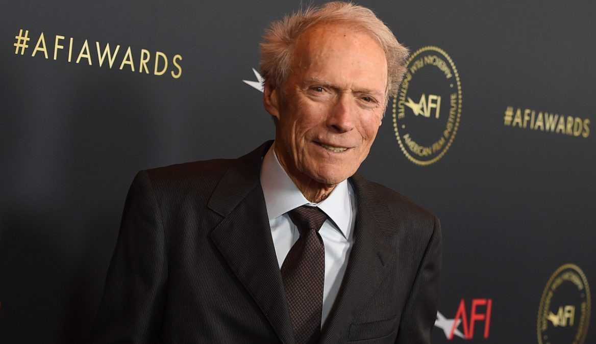 Clint Eastwood não cogita se aposentar