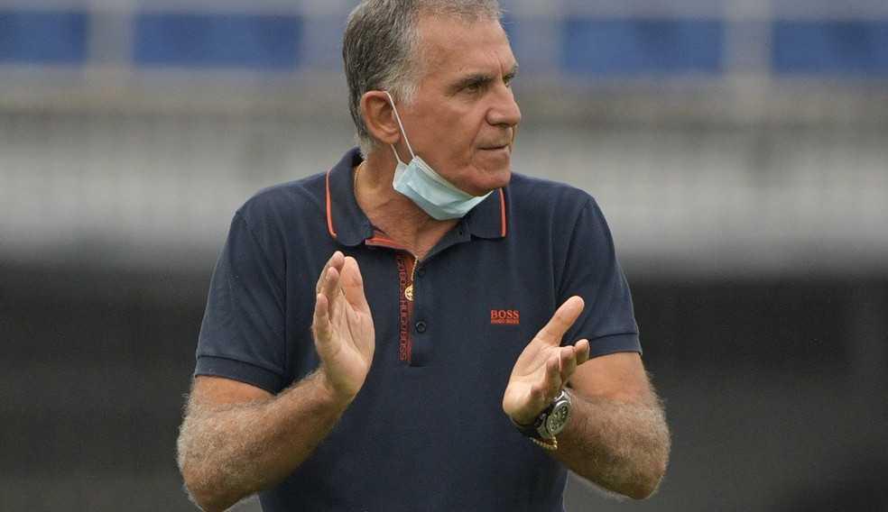 Carlos Queiroz é anunciado como novo treinador do Egito