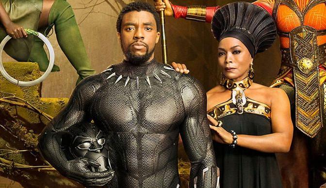 Angela Bassett fala sobre a ausência de Chadwick Boseman em 'Pantera Negra 2'