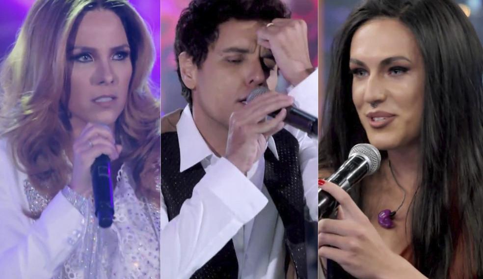 Segunda noite de Show de Famosos teve Celine Dion, Pitty e Daniel como homenageados